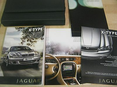 jaguar x type owners manual handbook with audio guide 9. Black Bedroom Furniture Sets. Home Design Ideas