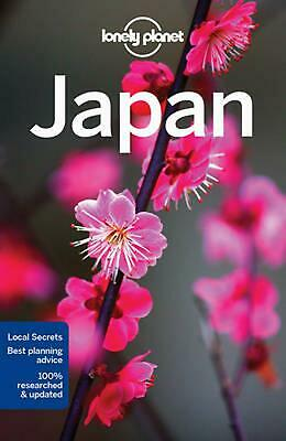 Lonely Planet Japan by Lonely Planet Paperback Book Free Shipping!