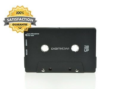 DigitNow! Audio Bluetooth Cassette Adapter - audio streaming for cassette...