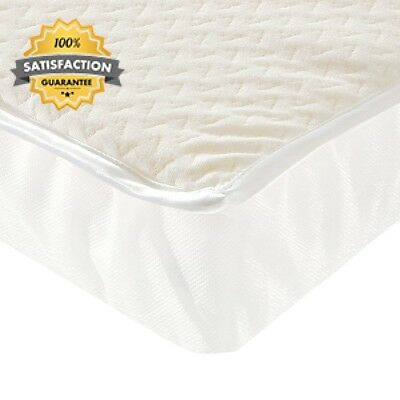 Baby Elegance Memory Foam Cot Bed Mattress (60 x 120 10cm)