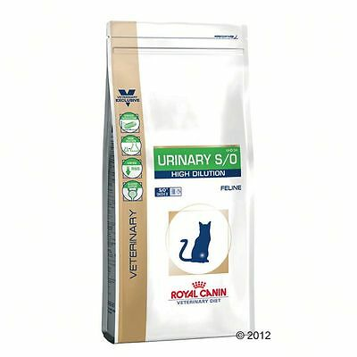 Royal Canin Veterinary Diet - Urinary S/O High Dilution UHD 34 Dry Cat Food