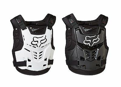 2018 Fox Racing Proframe Lc Chest Protector / Black / S/m / L/xl