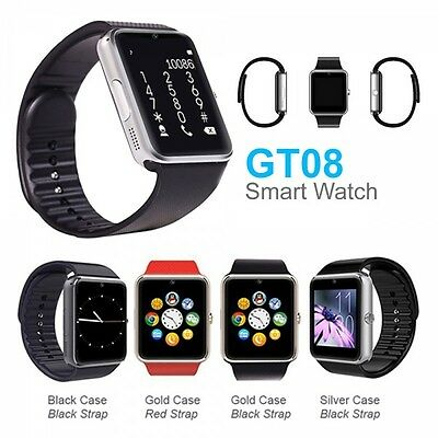 BLUETOOTH SMART WATCH Phone For SAMSUNG GALAXY S10 S9 S8 S7