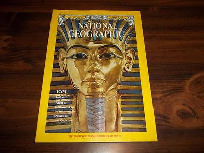 1977 March Ancient Egypt, Chief Joseph, Buffalo River Ozarks National Geographic