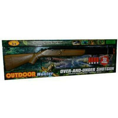 Toy Rifle Shotgun Over & Under - Battery Operated - All Brands Toys Free Shippin