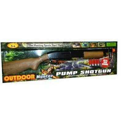 Toy Pump Action Shotgun - Battery Operated - All Brands Toys Free Shipping!
