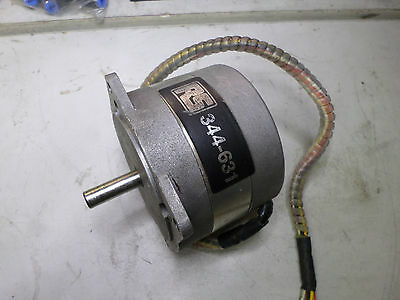 RS COMPONENTS - STEPPER MOTOR - 1.8degree 3/4in - 344-631