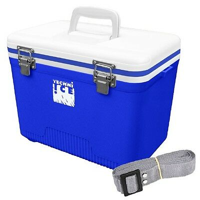 TECHNIICE Compact Series Ice Box 12L - White/Blue