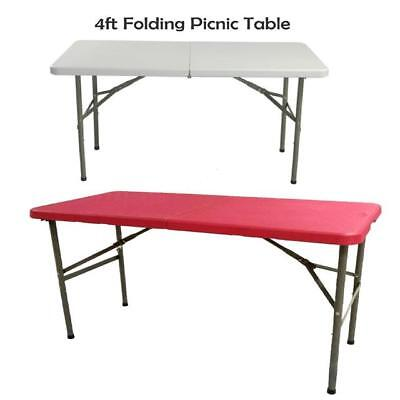 Folding Table Heavy Duty 4ft