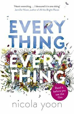 Everything Everything by Nicola Yoon New Paperback Book