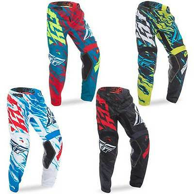 Fly Racing Kinetic Relapse Pants Trousers Motocross MX Off Road Moto Dirt