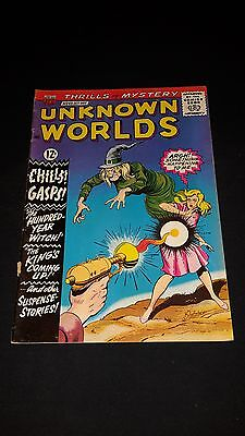 Unknown Worlds #43 - ACG Comics - October 1965 - 1st Print