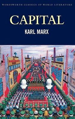 Capital: Volumes One and Two Classics of World  by Karl Marx New Paperback Book