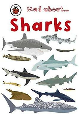 Mad About Sharks (Ladybird Minis) by Ladybird New Hardback Book