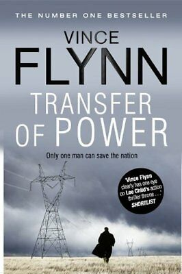 Transfer Of Power (The Mitch Rapp Series) by Vince Flynn New Paperback Book