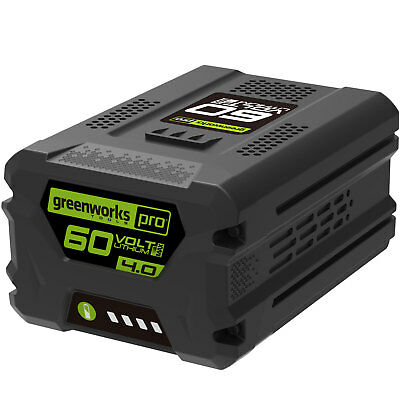 Greenworks G60 60v Cordless Li-ion Battery 4ah