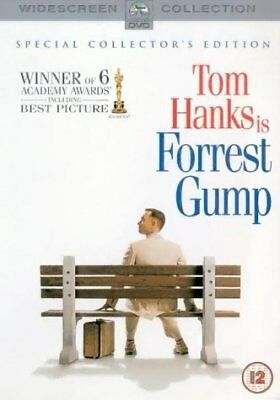 Forrest Gump 2 Disc Special Collectors Edition  with Tom Hanks New (DVD  1994)
