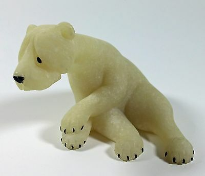 COLLECTIBLE Quarry Critters Polar Bear PAM - excellent condition RARE