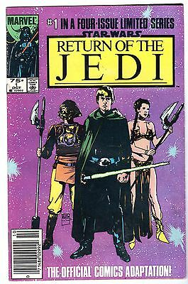 Star Wars: Return of the Jedi #1, Very Fine - Near Mint Condition!