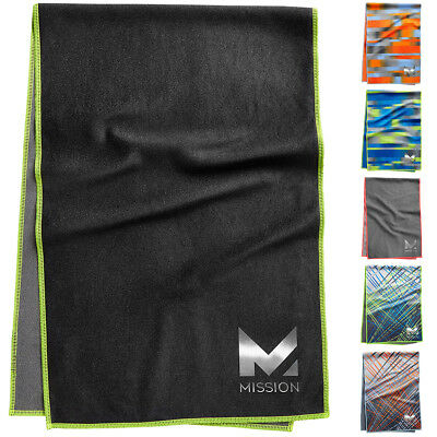 """Mission Athletecare HydroActive Max Large Cooling Power Towel - 11"""" x 33"""""""
