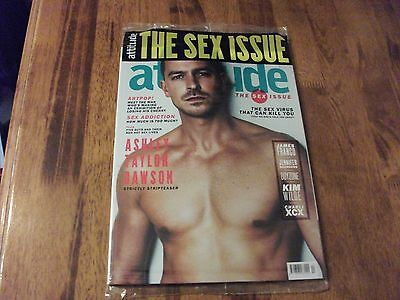 Attitude, The Sex Issue (January 2014)