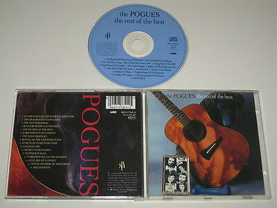 Pogues/The Rest of the Best (Wea 9031-77341-2) CD Album