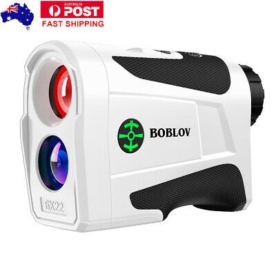 CompactLaser Range Finder Riflescope Telescope Sight Distance OLED For Hunting