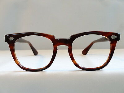 Vintage Eyeglass Frame Restoration : Lot/3 Vintage Eyegasses 1950s-60s For use, parts ...
