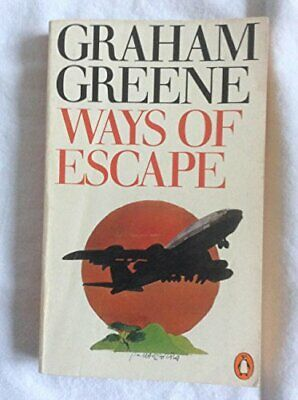 Ways of Escape by Greene, Graham Paperback Book The Cheap Fast Free Post