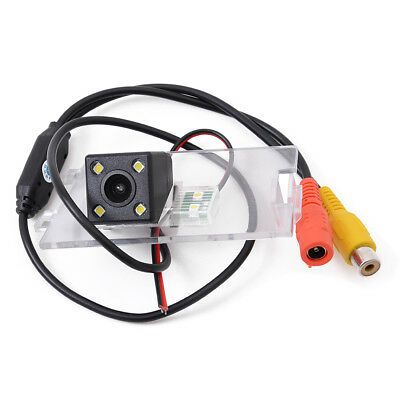 Wide Angle Car Reverse Rear View  Backup Camera CCD LED For Jeep Compass Patriot