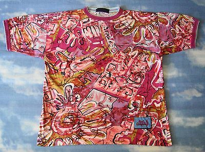 T-SHIRT vintage 80's BEST COMPANY Olmes Carretti tg.XL made in Italy