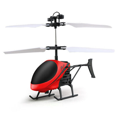 Gyro Mini Drone RC Infrared Remote Helicopter Quadcopter Aircraft Pocket Toys UK