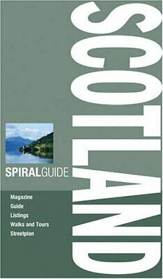 Scotland (AA Spiral Guides) (AA Road Map Britain) by 9780749559755 Spiral bound