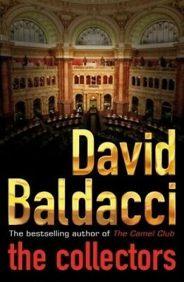 The Collectors by Baldacci, David Paperback Book The Cheap Fast Free Post