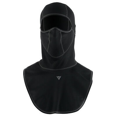 Dainese Total WS Evo Black Motorcycle Motorbike Facemask / Balaclava All Sizes