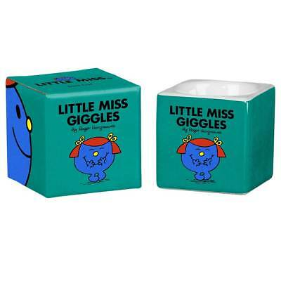 Little Miss Giggles Egg Cup from the Mr Men & Little Miss Series by Wild & Wolf