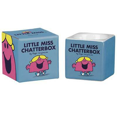 Little Miss Chatterbox Egg Cup from the Mr Men & Little Miss by Wild & Wolf