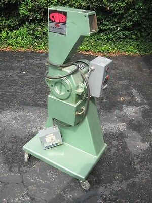 Plastics Granulator recycling machine NO SHIPPING