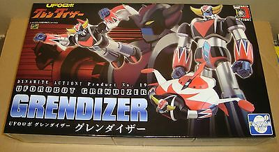 DYNAMITE ACTION! No.19 UFO ROBOT GRENDIZER (GOLDRAKE) EVOLUTION TOY
