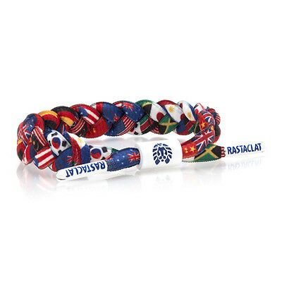 Rastaclat United Nations Country Shoelace Wristband Bracelet Jewelry RC001UNIT