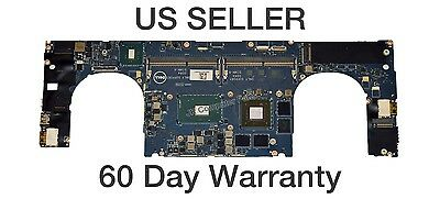 Dell XPS 15 9550 Laptop Motherboard w/ Intel i5-6300HQ 2.3GHz CPU 1VG5R