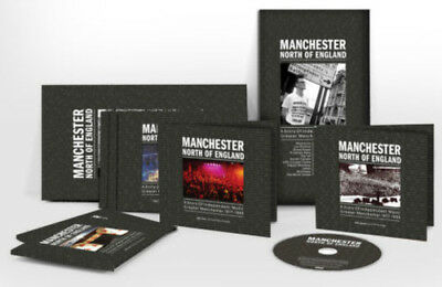 Various Artists - Manchester: North Of England - Story Of Independent Music Grea
