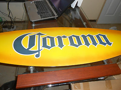 Corona Giant Metal Surfboard