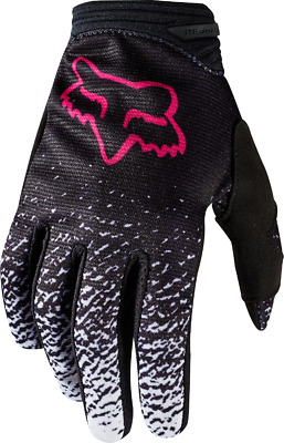 2018 Fox Youth Girls MX Dirtpaw Glove Black/Pink