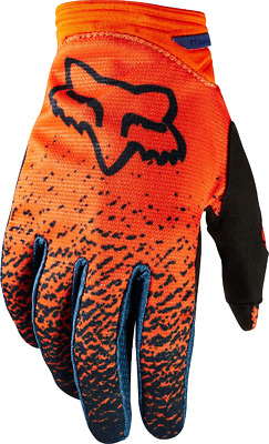 2018 Fox Womens Dirtpaw Glove Grey/Orange