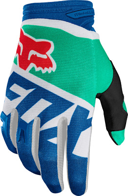 2018 Fox Mens MX Dirtpaw Sayak Glove Green