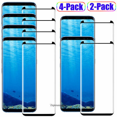 Case Friendly Tempered Glass Screen Protector For Samsung Galaxy S9 / S8 Plus +