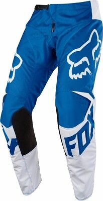 2018 Fox Mens MX 180 Race Pant Blue