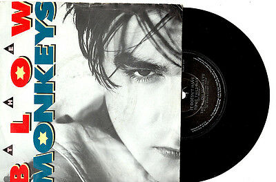 "The Blow Monkeys - It Doesn't Have To Be That Way - 7"" 45 Record Pic Slv 1986"