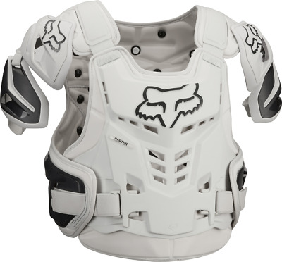 2018 Fox Mens MX Raptor Vest Grey